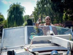 Marlon - Boat