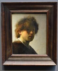 Rembrandt - Selfie